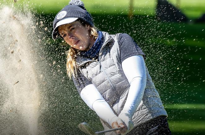 Dans le golf féminin