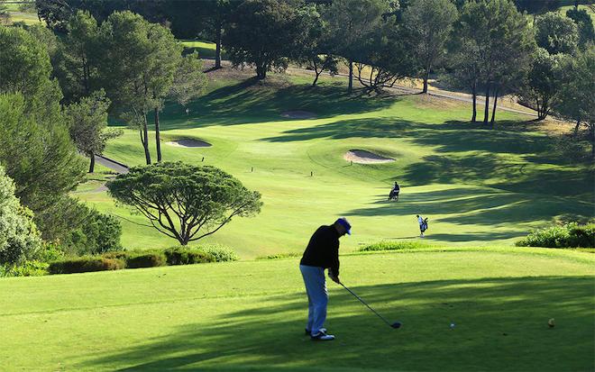 Golf tournois à Saint Endreol