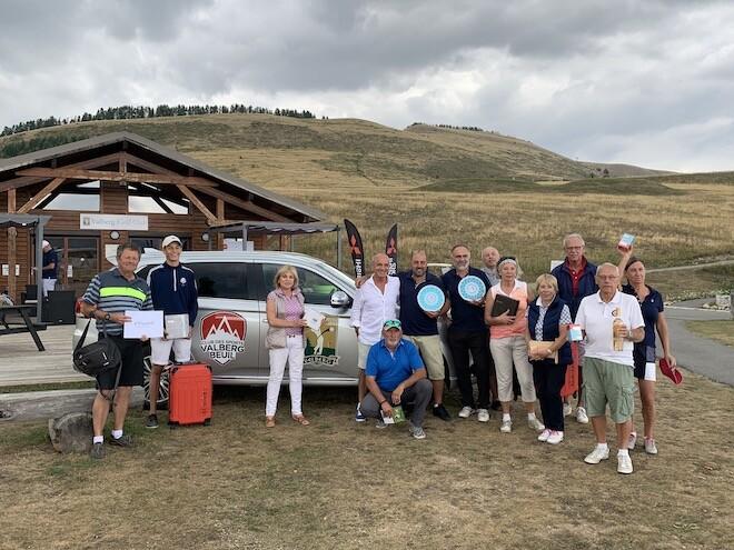 Trophée Golf Méditerranée 2019 Valberg