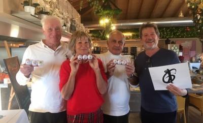 Coupe de Noël au Golf de la Vanade