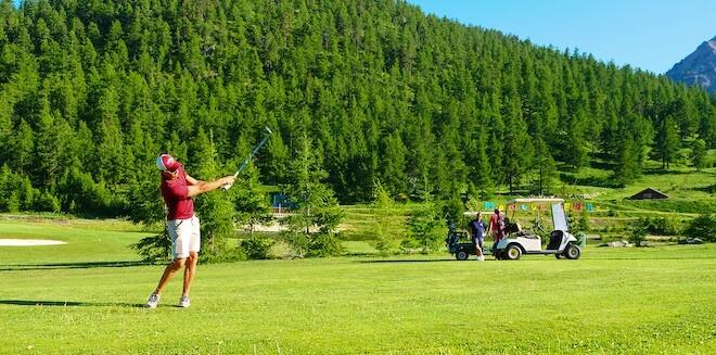 Golf International de Montgenèvre