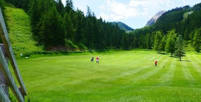 Montgenevre International Golf Course
