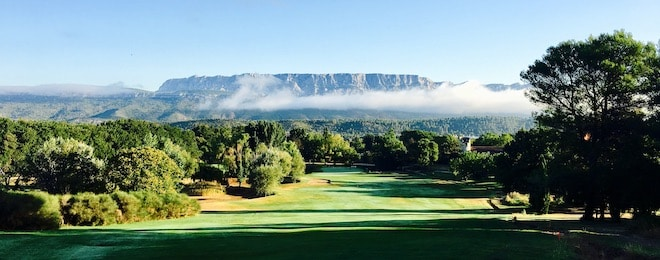 Chateau l'Arc Golf Course