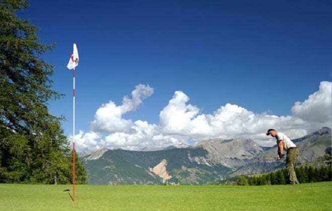 Valberg Golf Course