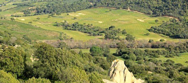 The Murtoli Golf Links - The course