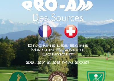 PRO-AM DES SOURCES