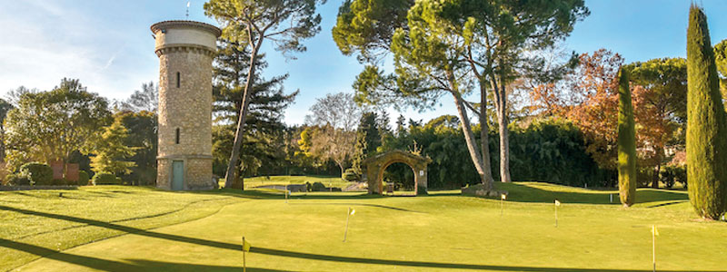 Cannes Mougins golf course