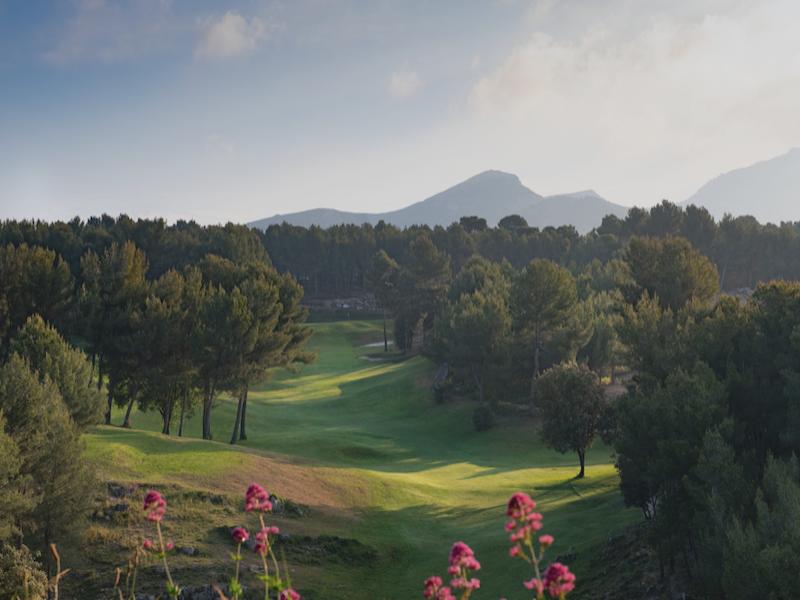Golf Marseille la salette