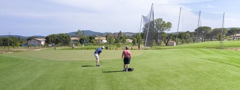 Golf Up Grimaud