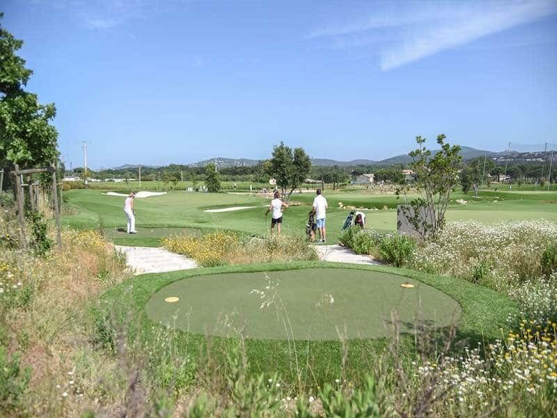Golf Up Grimaud