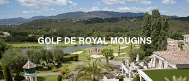 Golf de Royal Mougins
