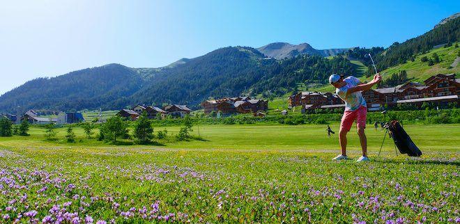 Golf Montgenevre