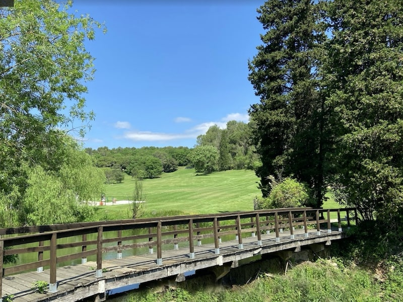 Le Victoria Golf Course