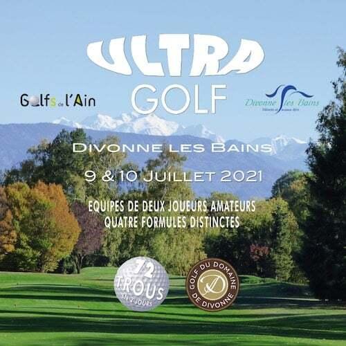 Ultra Golf de Divonne 2021