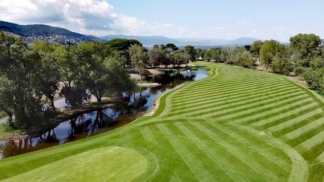 Cannes Mandelieu Golf Course