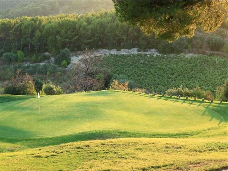 Dolce Fregate Golf Course