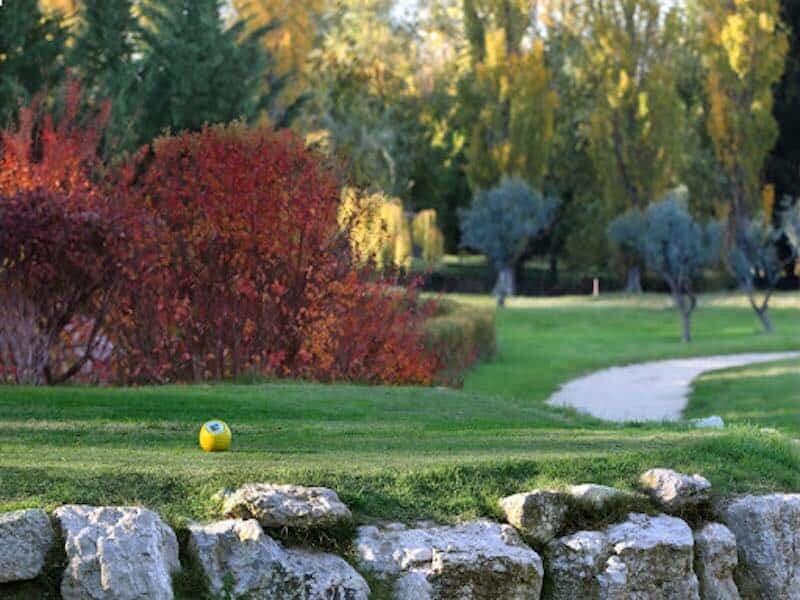 Aix Marseille Golf Course
