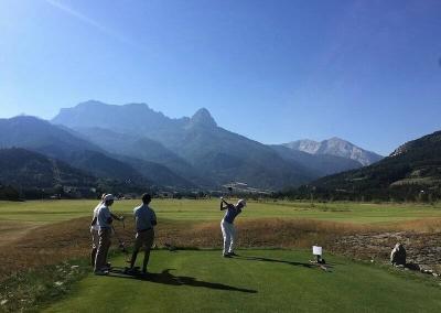 Bois Chenu Golf Club