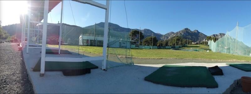 Menton golf course