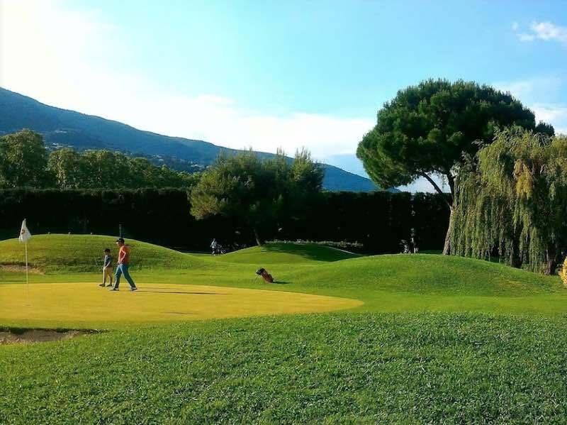 Nice Golf Course