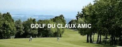Golf du Claux Amic