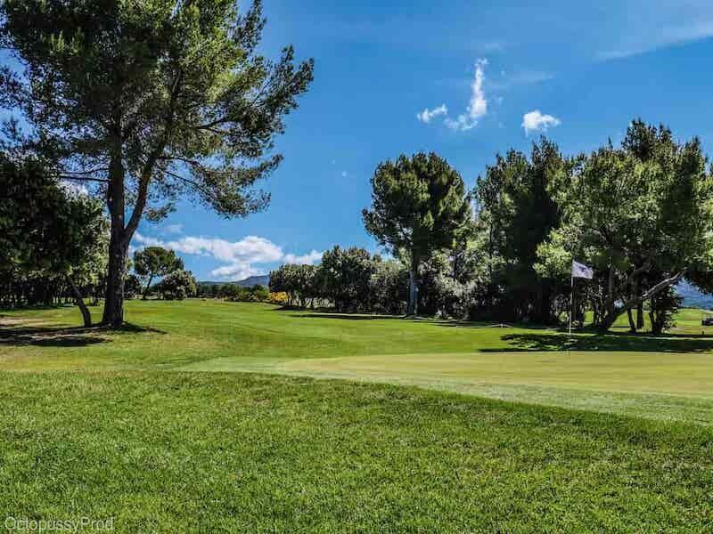 Saumane Golf Course - 2021