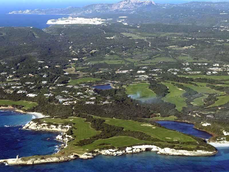 Sperone Golf Course Corsica