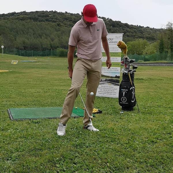 Romain Béchu_Golf La Vanade