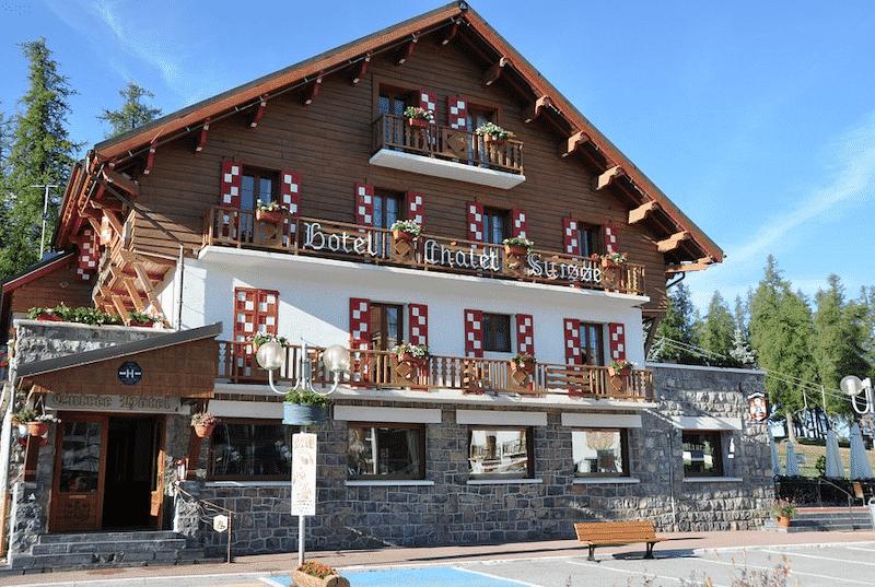 Chalet suisse Valberg